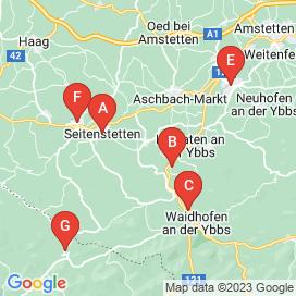Standorte von Jobs  in Rosenau Am Sonntagberg - April 2018