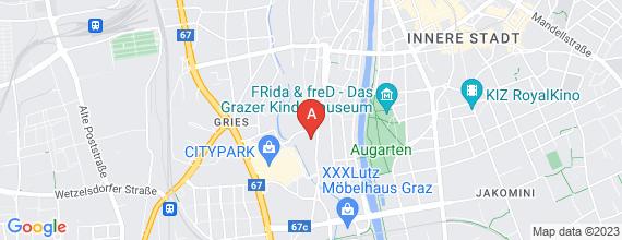 Standort von Samstagskraft (m/w)  8020 Graz, Karlauer Str. 26 (7,4 Std./Woche)
