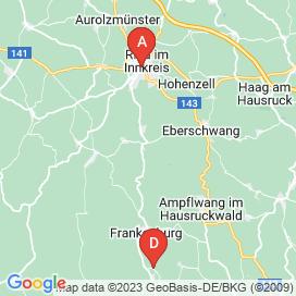 Standorte von Helfer Jobs in Waldzell - Juni 2018