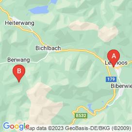Standorte von Hotel Jobs in Lermoos - August 2018