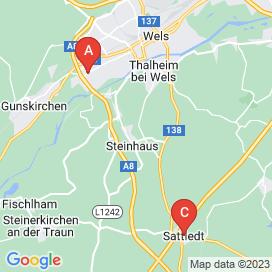 Standorte von Hilfe Jobs in Wels - Juli 2018