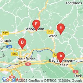Standorte von 30+ Jobs in Bad Säckingen - Juli 2018