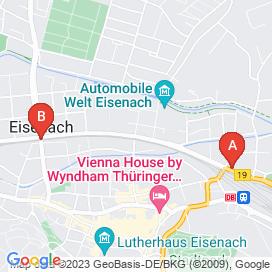 Standorte von 20+ Technik Jobs in Eisenach - August 2018