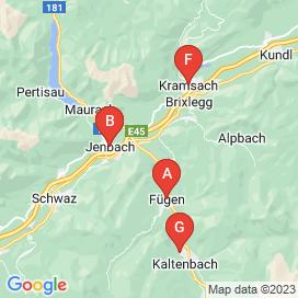 Standorte von Lehre Jobs in Uderns - Mai 2018