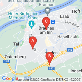 Standorte von Handel Jobs in Braunau Am Inn - Mai 2018