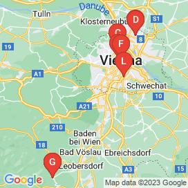 Standorte von 20+ Event-Messepersonal Jobs in Wien-Umgebung - August 2018