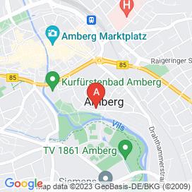 Standorte von Inbound Jobs in Amberg - August 2018