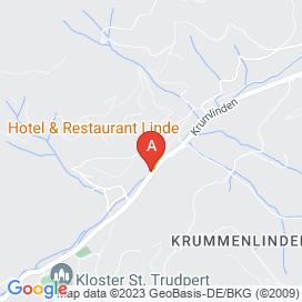 Standorte von Gastronomie Jobs in Laufenburg - August 2018