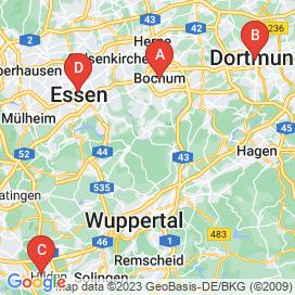 Standorte von Servierer Jobs  - August 2018