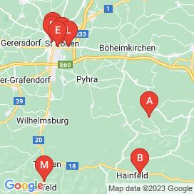 Standorte von 30+ Vollzeit Jobs in Auern - August 2018