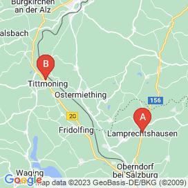 Standorte von Lehre Jobs in Bürmoos - Mai 2018
