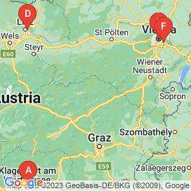 Standorte von Objektbetreuer Jobs  - Juli 2018