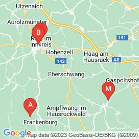 Standorte von Jobs und Stellenangebote in Eberschwang - April 2018