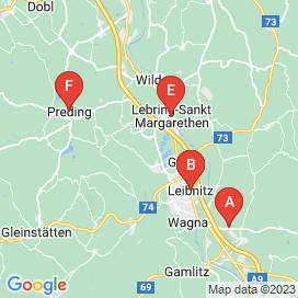 Standorte von Jobs in Leibnitz - Juli 2018