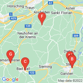 Standorte von Produktion / Fertigung Jobs in Sierning - Mai 2018