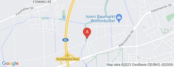 Standort von Dachdecker/in