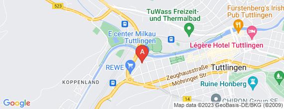 Standort von Industriefachkräfte (m/w) (CNC-Dreher/in)