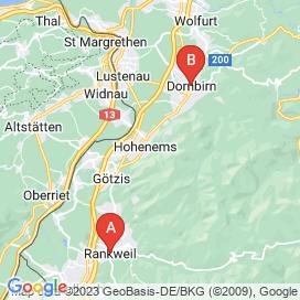Standorte von Manager Jobs in Hohenems - August 2018