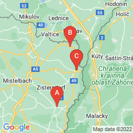 Standorte von Jobs in Palterndorf - Mai 2018
