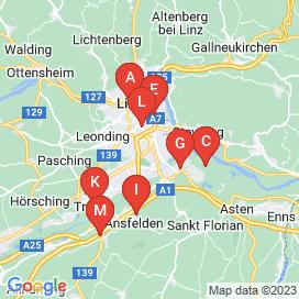 Standorte von 30+ Einkauf / Lager / Transport Jobs in Linz - August 2018
