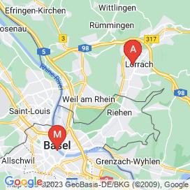 Standorte von Einkauf / Lager / Transport Jobs in Allschwil - Mai 2018