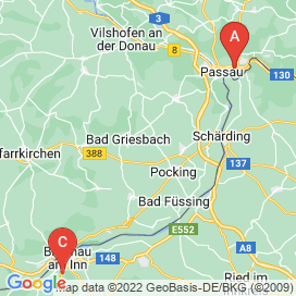 Standorte von Energie Jobs in Gemeinde-Eggerding - Juli 2018