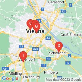 Standorte von Vermarktung Jobs in Wien - April 2018
