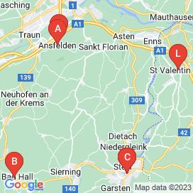 Standorte von 10+ Personal Jobs in Wolfern - Juli 2018