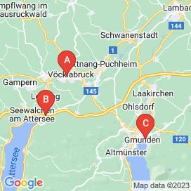 Standorte von Brot Jobs in Schörfling Am Attersee - August 2018