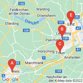 Standorte von Bautechniker Jobs in Hörsching - Juli 2018