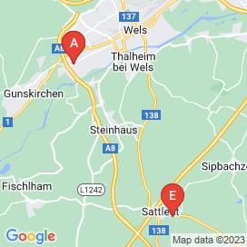 Standorte von Reinigung Jobs in Wels - Mai 2018