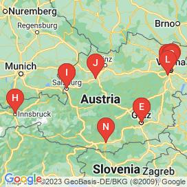 Standorte von Ferienjob Jobs  - Juni 2018