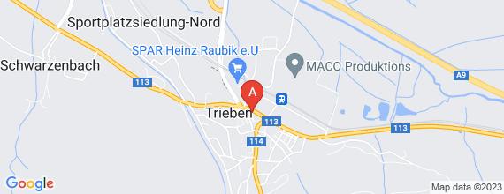 Standort von Teamleiter Gießtechnik (m/w)