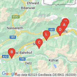 Standorte von Jobs in Stams - Mai 2018