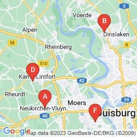 Standorte von Aufsichtskraft Jobs  - August 2018
