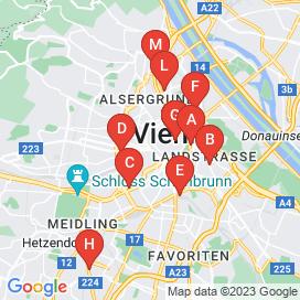 Standorte von 90+ Service Jobs in Mariahilfer Straße, Wien - Juli 2018