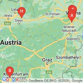 Standorte von Daten Management Jobs  - August 2018