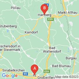 Standorte von Produktion Jobs in Waldviertel - August 2018