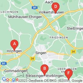 Standorte von Elektronik / Installation Jobs in Ramsen - August 2018
