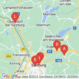 Standorte von 20+ Bereitschaft für Wochenenddienste Jobs in Obertrum Am See