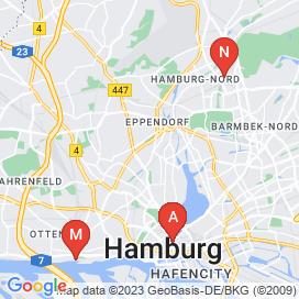 Standorte von Jobs in Hamburg - Juni 2018
