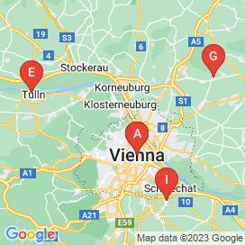 Standorte von Freiberuflich Jobs in Wien-Umgebung - Juni 2018