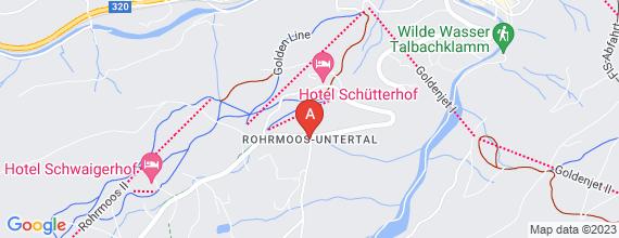 Standort von Zimmermädchen/-burschen, Schladming/Rohrmoos