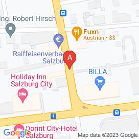 Standorte von Industrie Jobs in Salzburg (Bezirk Salzburg) - Juli 2018