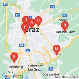 Standorte von 30+ Maschinenbautechniker Jobs in Graz - Juli 2018