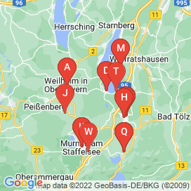 Standorte von 40+ Vollzeit Jobs in Iffeldorf - August 2018