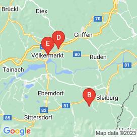 Standorte von Jobs in Eis - August 2018