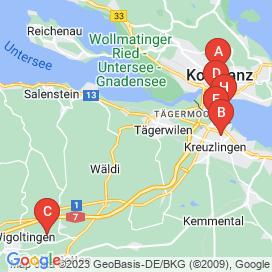 Standorte von Elektronik Jobs in Weinfelden - Mai 2018
