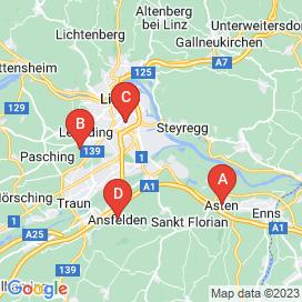 Standorte von Gute handwerkliche Fähigkeiten Jobs in Linz - Juli 2018