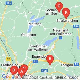 Standorte von 520+ Jobs in Salzburg - Juli 2018